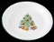 Corning Corelle Holiday Magic Pie Plate