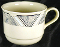Lenox Natural Accents Granite Chinastone Tea Cups