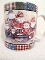 Lang And Wise Sherri Buck Baldwin Collector Mug Shelf Santas