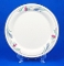 Lenox Chinastone Poppies On Blue Salad Plates
