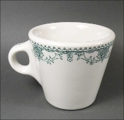 Mayer China Restaurant Ware Horn  Hardart Marion Cup