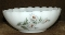 Arcopal France White Daisy Large Salad Bowl