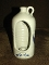 Williamsburg Pottery Heirloom Salt Glazed Jug Candle Holder