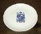 Jackson China  Custom Hamilton Club Dinner Plates