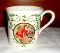 Lenox Santas Portrait  Decorating Fireplace Mugs