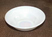 Federal Glass Moonglow Pearl Iridescent Dessert Bowls