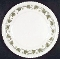 Harker Pottery Gadroon Ivy Vine Luncheon Plates