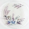 Pfaltzgraff Winter Frost Glass Salad Plates