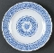 Nikko Kingstone Heavenly Blue Dinner Plates