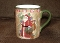 Certified Intl Pamela Gladding Country Santa Mugs