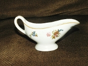 Mayer China Restaurant Ware Dresden Sauce Boat