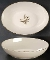 Lenox Wheat Oval Vegetable Bowl R442