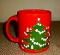 Waechtersbach Christmas Tree Mugs