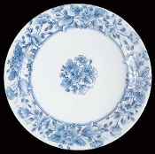 Corning Corelle Vintage Blue Dinner Plates