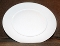 Colin Cowie White Porcelain Dinner Plates