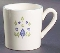 Marcrest Swiss Alpine Chalet Tall Mugs