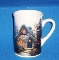 Thomas Kinkade Vintage Four Mug Set