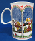 Dunoon Sue Scullard Christmas Village Mug