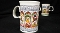 Dunoon Sue Scullard Santas Workshop Mug