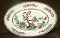 New Hall Hanley Indian Tree Platter