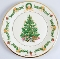 Lenox Christmas Around The World Austria Plate 1995