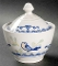 Franciscan Stoneware Love Birds Sugar Bowl