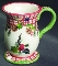 Tracy Porter Winterland Hand Painted Mugs