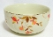 Hall China Jewel Tea Autumn Leaf Medium Utility Bowl