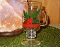 Libbey Holly & Berries Irish Coffee Mug Sets