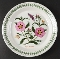 Portmeirion Botanic Garden Purple Rock Rose Salad Plates