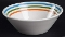 Syracuse Syralite Rainbow Spectrum Cereal Bowls