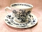 Meakin Nordic Blue Onion Cup & Saucer Sets